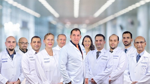 eye doctors in Oman
